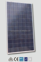 280W Solar panel with CSA-UL and VDE IEC