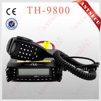 V+U/V+V/U+U Dual Band Operation long range TYT TH-9800 Quad Band Mobile two-way radio