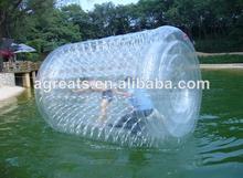 Las bolas de agua, bola del agua rodillo, agua de bolas del zorb g7006