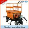 8m Electric mobile elevated platform/Vertical hydraulic platform lift