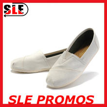 Wholesale slip-on casual canvas shoes women alpargata