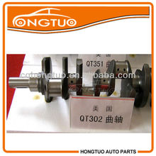 forging steel Crankshaft for Ford QT302 racing car