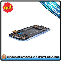 Superior Quality Factory price replacement for samsung galaxy s3 mini i8190 touch screen
