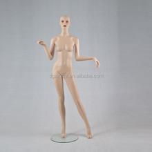 grande busto nudo realistico femminile compongono mannequin