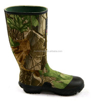 men cheap camo rain boots,waterproof rain boot/shoe covers