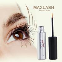 MAXLASH Natural Eyelash Growth Serum (naked eye shadow palette)