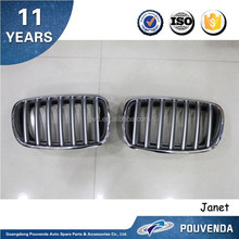 Front Grille For BMW X5 E70 2007-2011 Car Accessories From Pouvenda