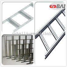 Quality HDG type Stainless steel au cable laader tray For ships and buildings Professional factory