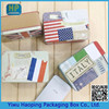 Good Grade mental boxes tinplate packaging boxes fancy pencil boxes