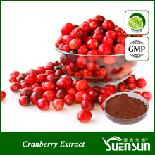 Best quality free sample cranberry extract
