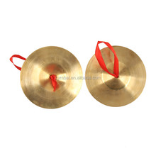 High grade brass finger cymbals made in China from ARBOREA cymbals&gongs