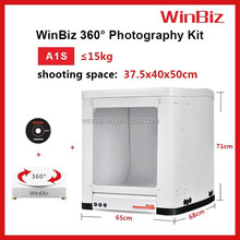 professional high quality 3D photography equipment for jewelry shooting