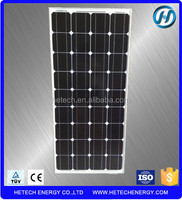 A class mono 75w solar panel for air conditioner with high efficiency