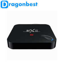 Quad Core android TV BOX MXIII 2G RAM 8G ROM MX3 Android TV box XBMC quad core amlogic s802 MXIII tv box with AV output