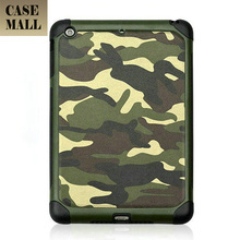 For iPad mini 3 Cover / Camouflage Pattern Back Cover for iPad Mini 3 / Cover for iPad mini 3 phone accessories