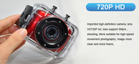 FK-DV502C 720p shenzhen cheapest 20usd/pcs waterproof sport action camcorder driving shooting sporting ride shooting