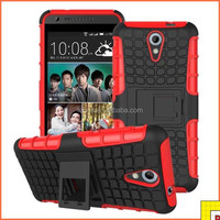 Cool Things Heavy Duty Combo Phone Case Cover For Htc Desire 620