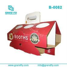 Ecofriendly Beer/Wine/Beverage Paper Carrier