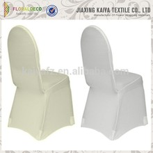 Custom China made banquet wholesale cheap banquet chair covers