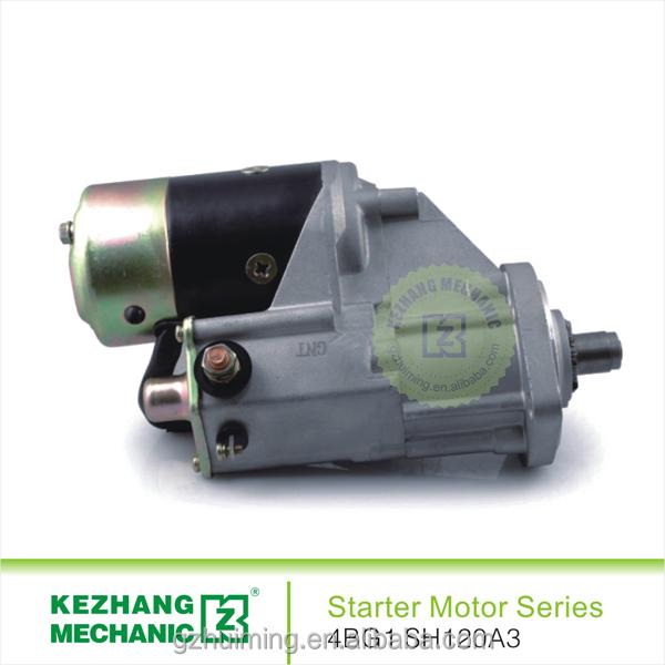 4BG1 starter motor price Excavator