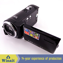 "HD 720P 16Mp Max Gift Type CMOS Sensor Digital Video Camera with 2.7"" Screen, Rechargeable Lithium Battery"