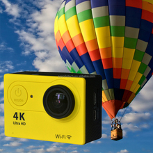 2015 Hot New Product 4K Camcorder 1080P 60fps Sport Camera