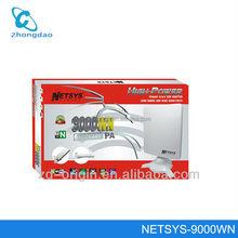 Netsys 9000wn Clipper B/G/N USB 98DBI WiFi Wireless Network Adapter 6800mW wifi card for laptop