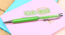 Low price crystal pen rhinestone pen