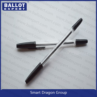 plastic ball pen/roller ball pens/pen invisible ink