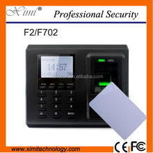 Linux system network fingerprint access control with card reader high speed finger time attendance and access control software