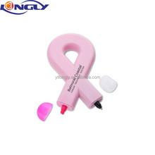 Promotional Ribbon Pen/Highlighter