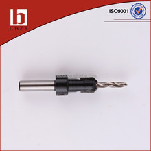 HIGH QUALITY TUNGSTEN CARBIDE TIPPED COUNTERSINK BITS FOR WOOD WORKING