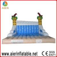 2016 inflatable surf board and inflatable surf simulator games for adult