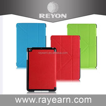 Excellent quality new for ipad bamboo cover case