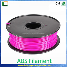 Environment friendly 1.75mm abs filament