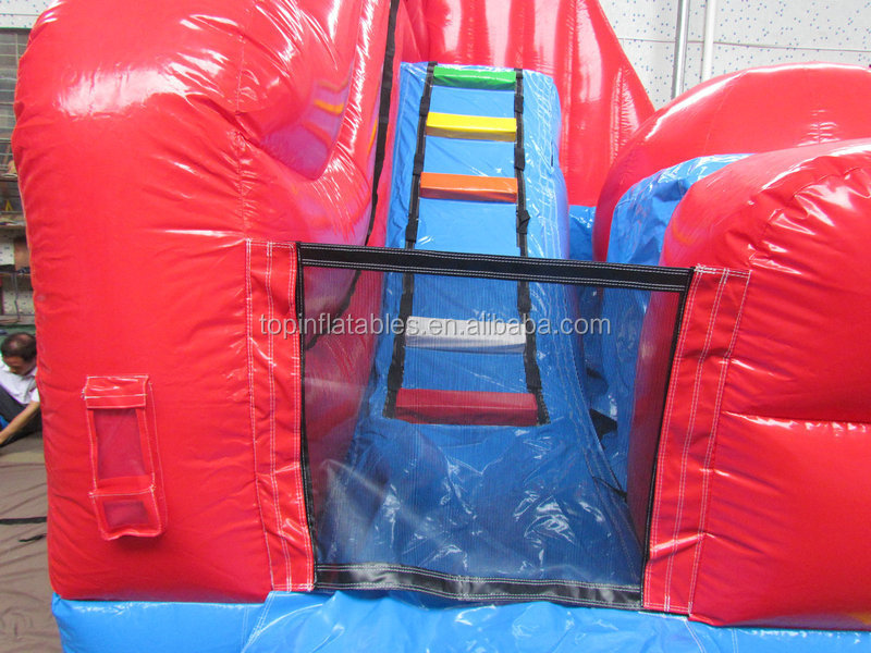 Inflatable Big Baller Wipe Out