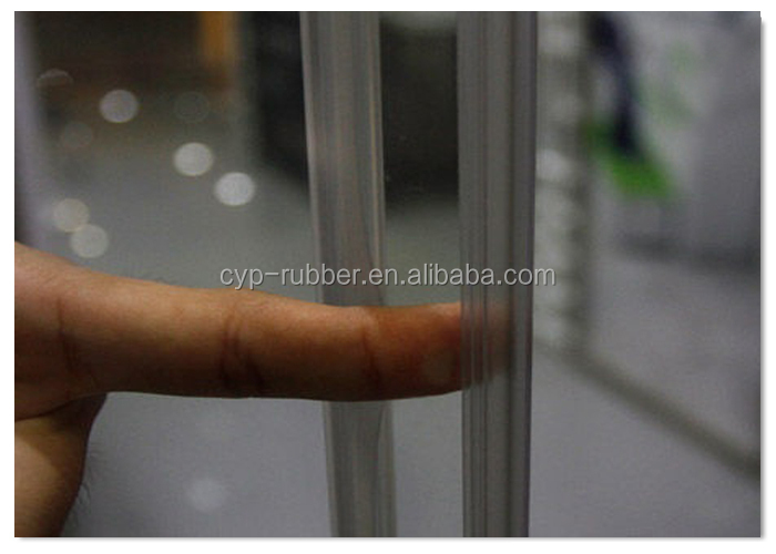 Glass Door Seal Weather Sealing Stripmagnetic Shower Door Seal