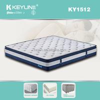 Good compressed mattress comfortable knitted fabric mattress from mattress manufacturer