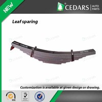 Heavy Leaf Spring, used in tractor truck