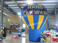 Car Wash Balloon Inflatable Advertising