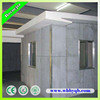 Building materials lightweight thermal insulation sandwich panel for partition wall board