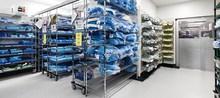 NSF 8 Layers Medicine Placed Racks--J