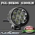 recarregável mah 13200 18650 7 led xml u2 lâmpada de bicicleta