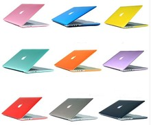"Cool Frosted Surface Matte hard Cover Case For apple Macbook Air 11"" 13"" Pro 13"" 15"" Pro Retina 13"" 15"" Laptop Case"