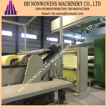 specilized in pp spunbond line and other nonwoven machinery