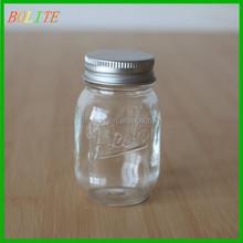 50ML SMALL GLASS JAR mini GLASS CONTAINER
