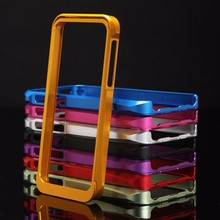 Luxury Ultra thin Aluminum Metal Bumper Blade Case for iPhone 5s