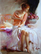High Quality Reproduction Oil Painting Pino