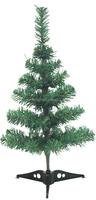 50T 60cm PVC Christmas tree, little Xmas tree, mini table Chrsitmas tree