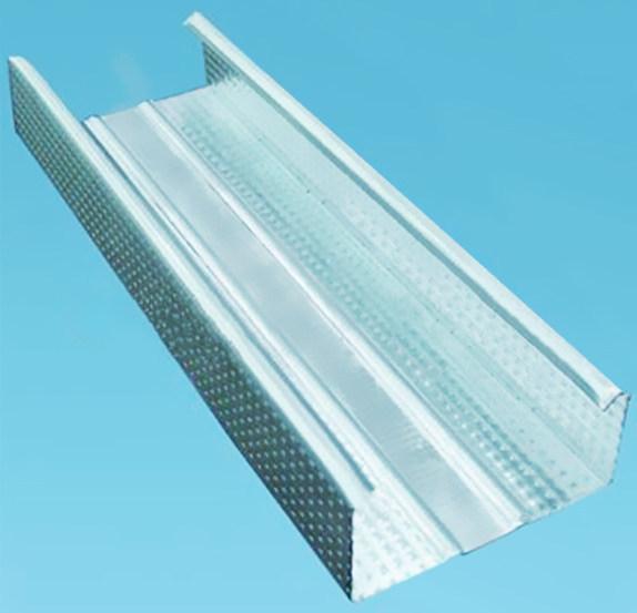 Steel Track U S Steel : Galvanized steel proflie studs tracks c u channel with